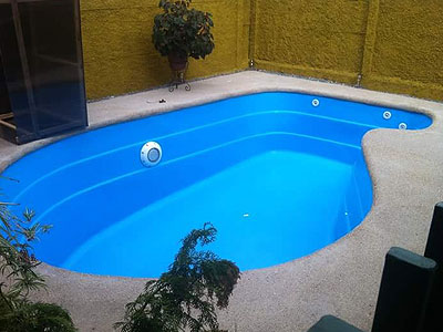 Readymade FRP Swimming Pool|Fiberglass Pool|Portable|Bluestar Pools